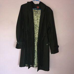 Gallery size XL black jacket